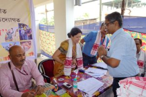 Protech Group Organised CSR Labour Camp at Protech Tulip, Guwahati