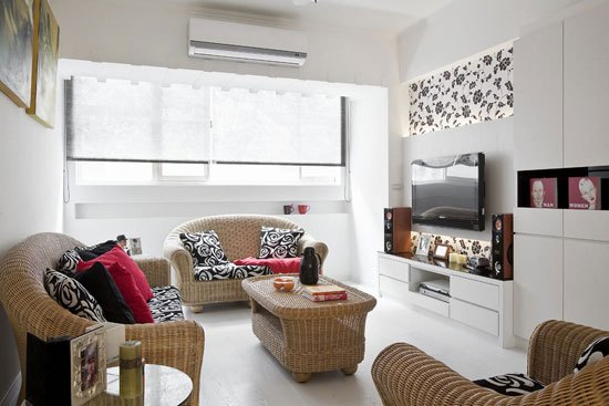 Picture of a clean living room - Protech Group, Guwahati