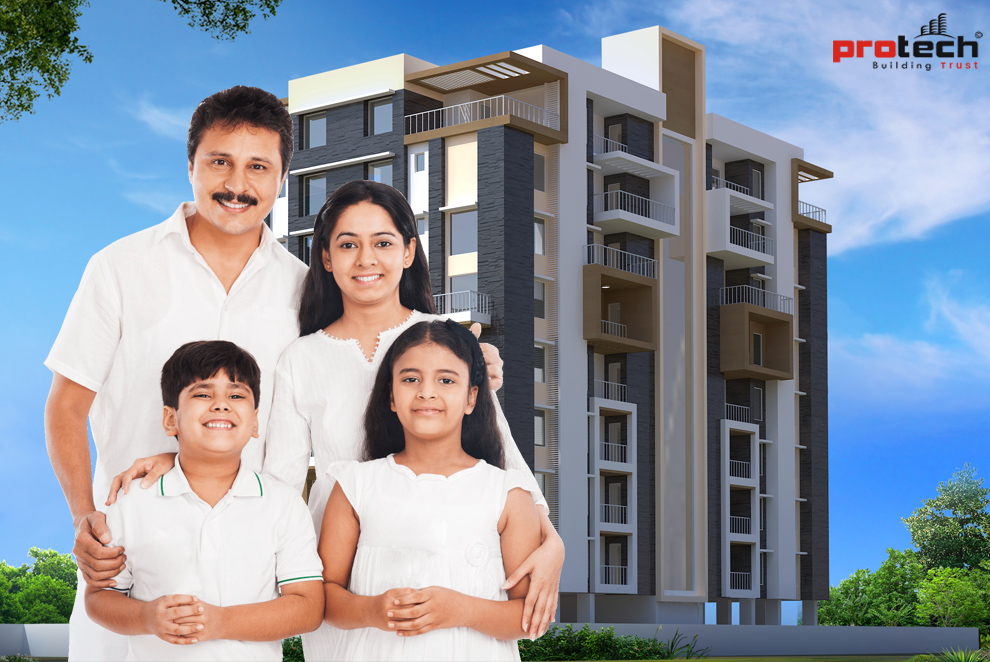 APUN GHAR: A golden opportunity to buy your dream house.