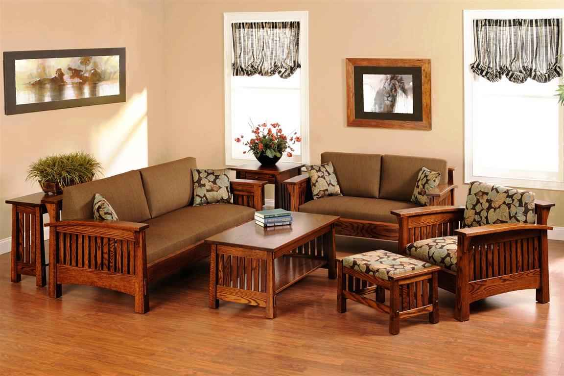Wooden furniture home decor