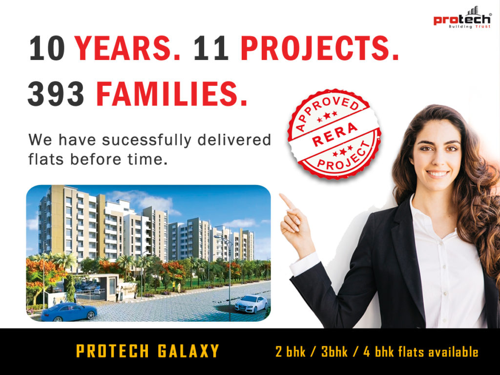 Why Protech Galaxy Should be your choice for a flat in Guwahati?