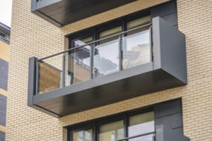 Indicative Cantilever Balcony