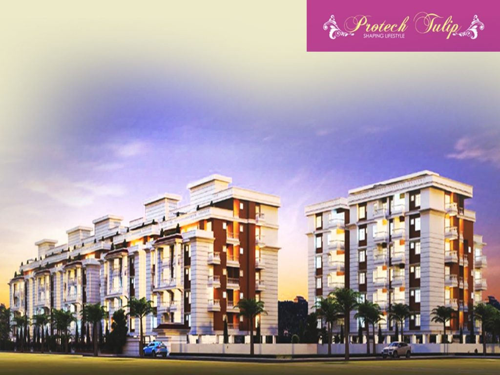 Protech Tulip - ready to move 2 BHK flats