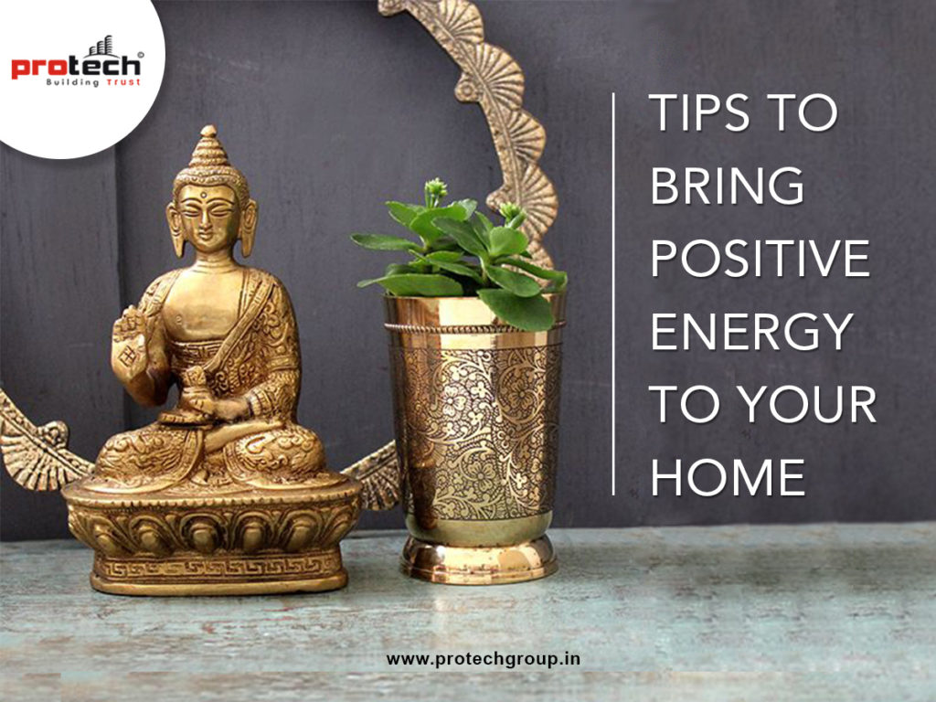 Keep away negative energy from your home