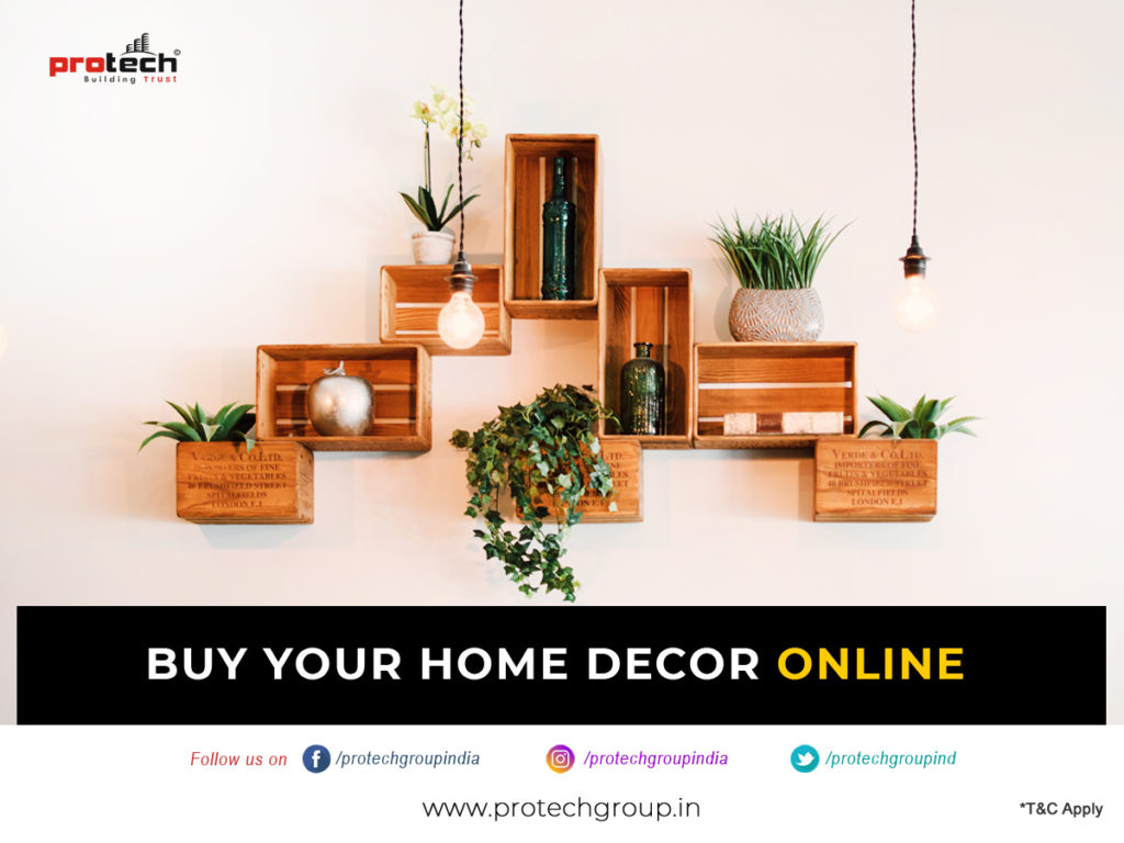 Buy Your Home Decor Online Protech Blog Real Estate