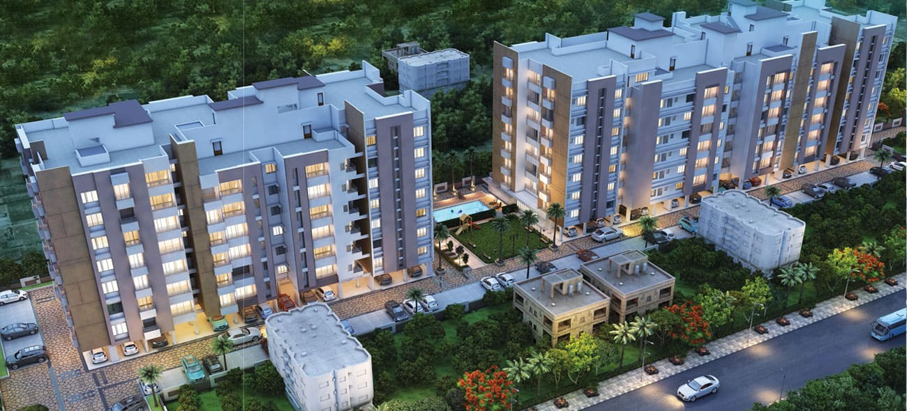 Image of Protech Galaxy, Bhetapara, Guwahati by reputed builder of Guwahati, Protech Group