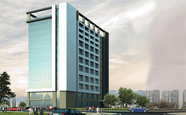Image of Protech Centre, a commercial property by reputed builder in Guwahati, Protech Group