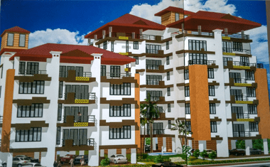 Protech Pelican, complete residential flat by Protech Guwahati