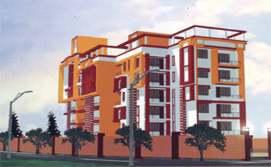 Protech Regency, complete residential flat by Protech Guwahati