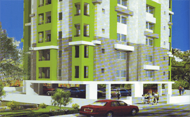 Protech View, complete residential flat by Protech Guwahati