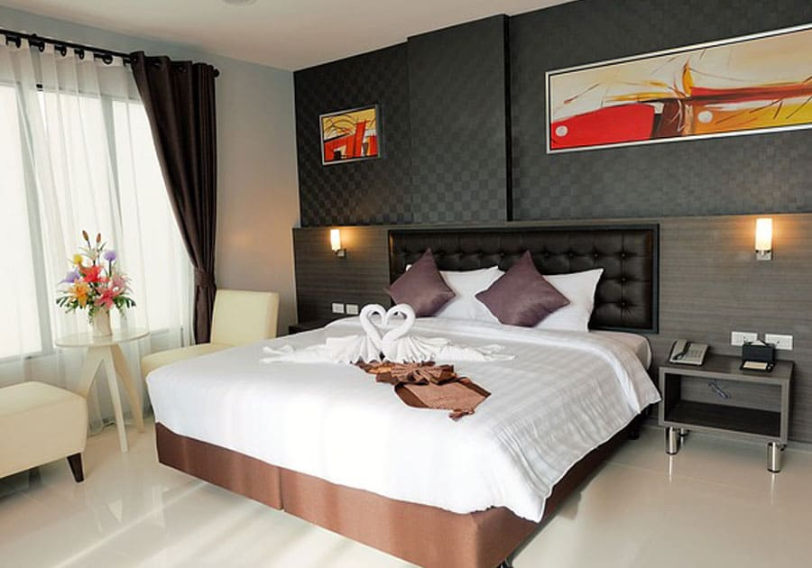 Indicative master bedroom image for the Protech Tara Hira, Kalapahar, Guwahati.
